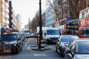 London main road