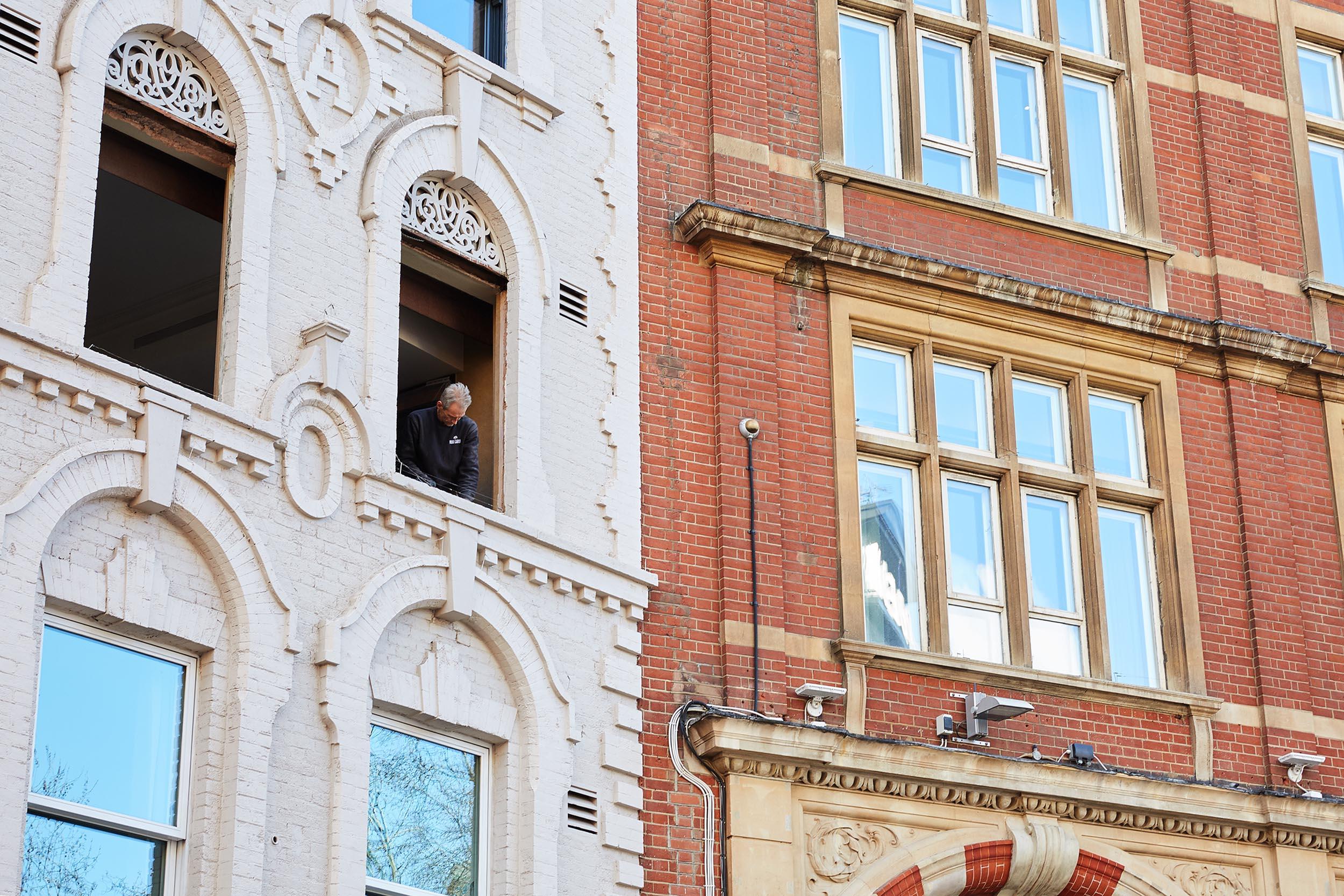 Hugo Carter Hampshire Hotel 06/03/18