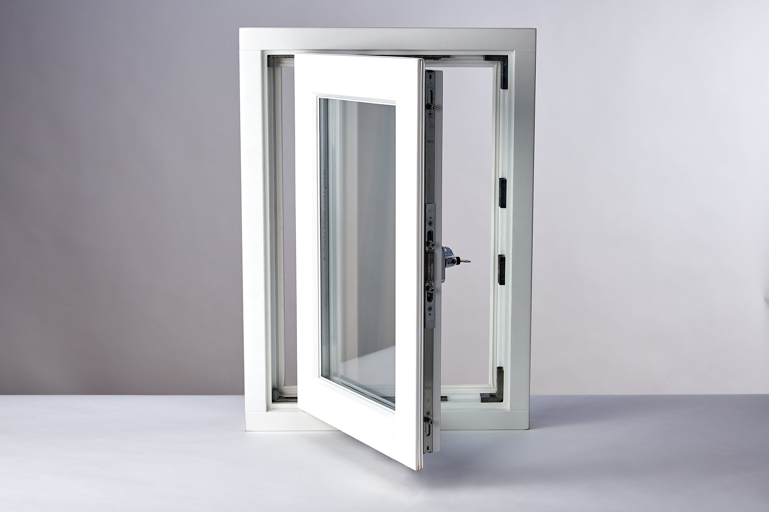 soundproof Sash Windows open