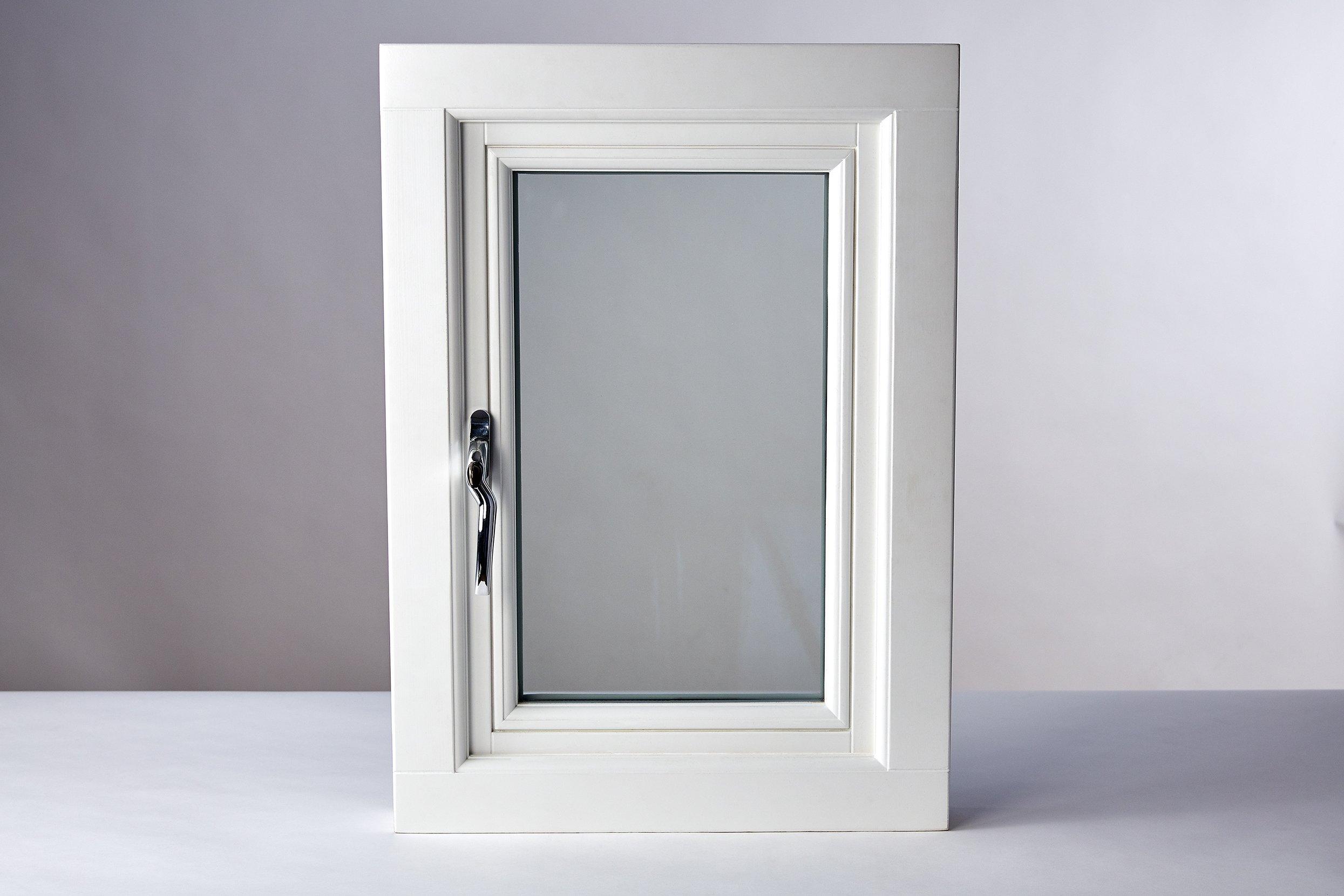 soundproof sash window closed