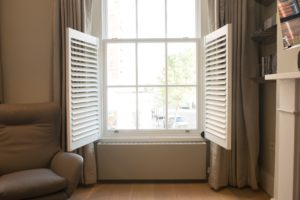 Soundproof Sash Window