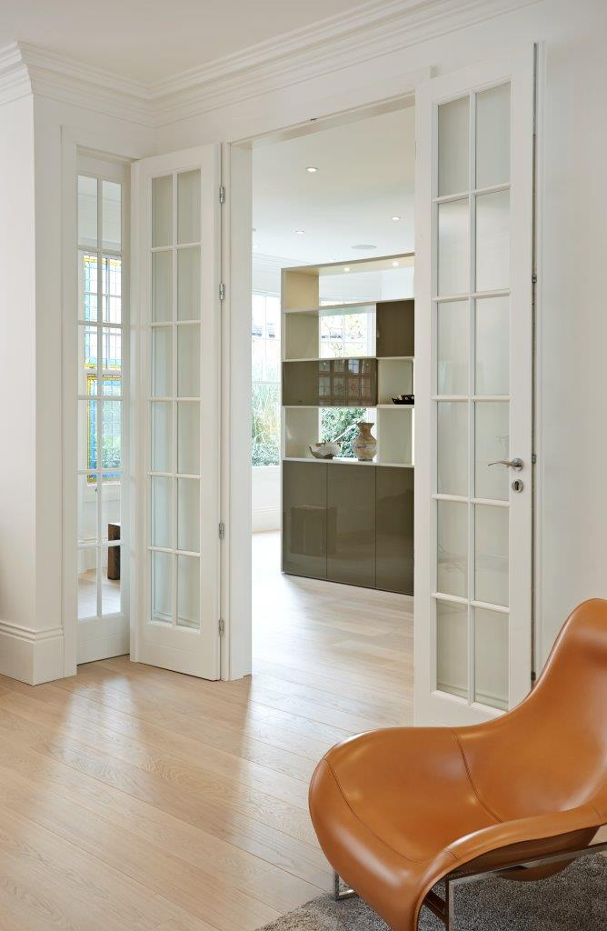Soundproof french doors silent windows hugo carter - Soundproof french doors exterior ...