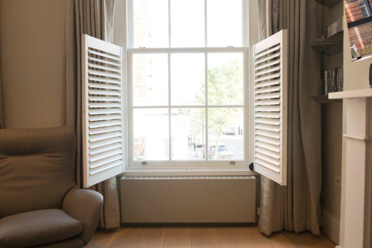 Soundproof Sash Window