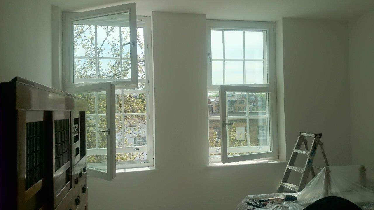 Soundproof Secondary Windows