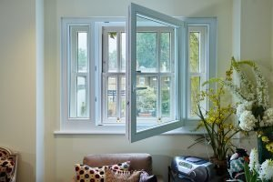High Performance Casement Window - Hugo Carter - UK - SILENT WINDOWS