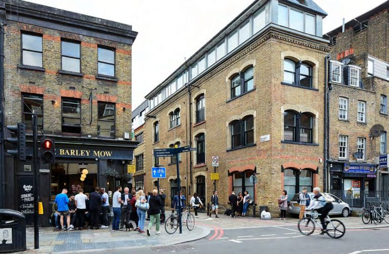 pubs and bars in Shoreditch