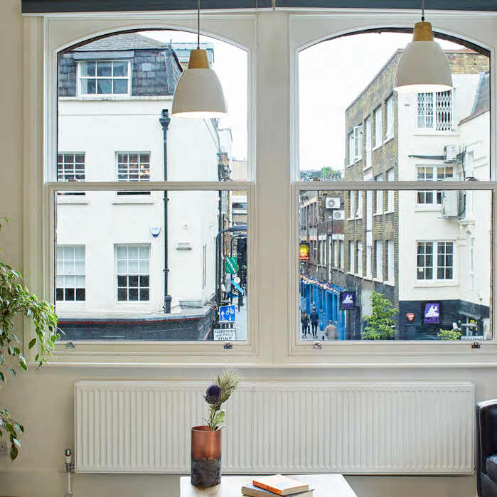 soundproof sash windows in Shoreditch