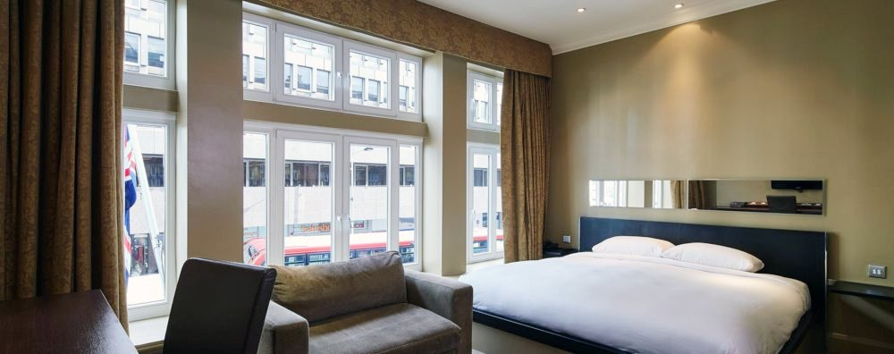 types of windows are suitable for Hotels